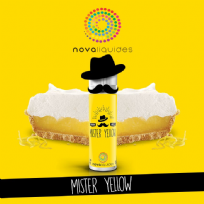 E-liquide Mister Yellow  60ml de Nova